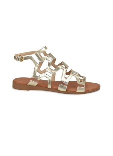 Miss F Sandalet Altın